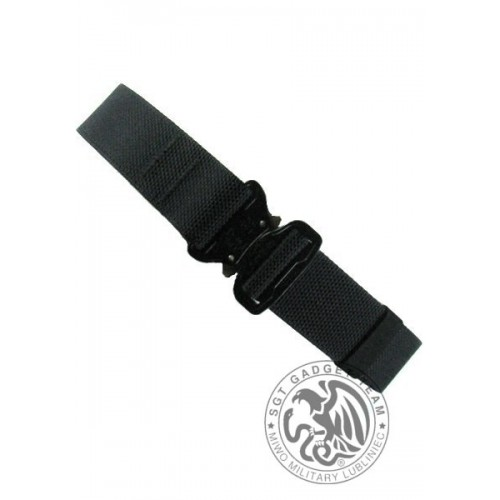 BELT WITH COBRA BUCKLE