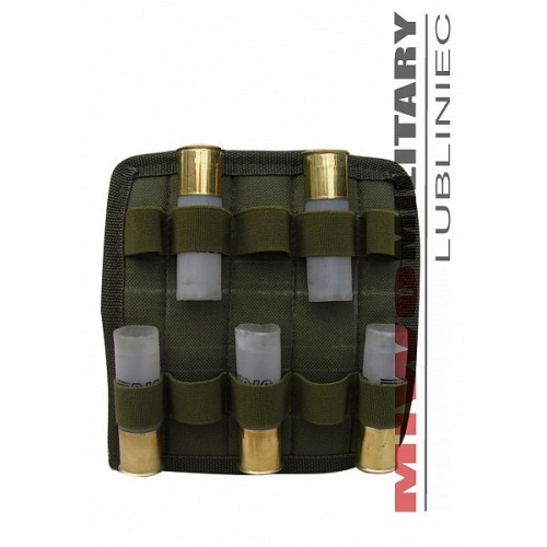 CQB POUCH FOR 10 12/70 SHOTGUN SHELLS