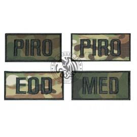 PIRO, MED, EOD